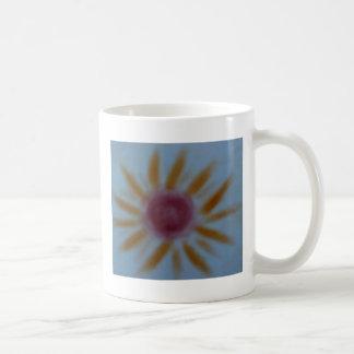 more flower coffee mug