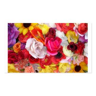 more flowerpower business card templates