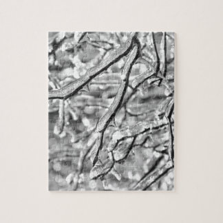 More Frozen Branches Jigsaw Puzzles