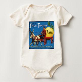 More Fruit Tramp Fun Baby Creeper