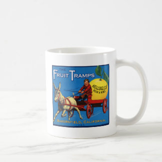 More Fruit Tramp Fun Coffee Mug
