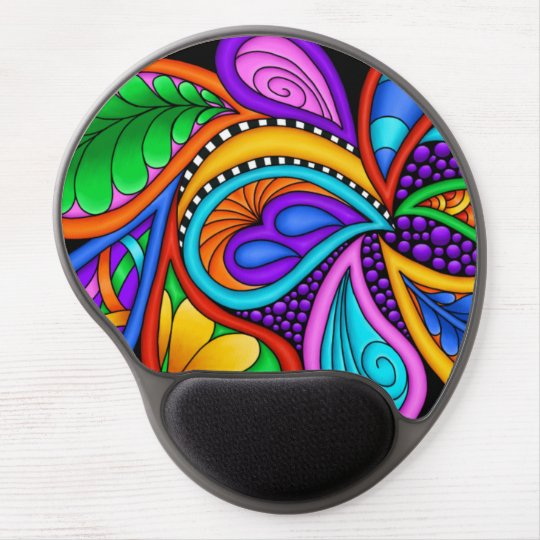 More Fuel Gel Mouse Pad