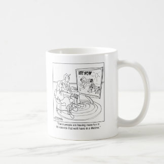 More Fun In 60 Seconds? Coffee Mug
