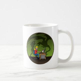 more gamer girl classic white coffee mug