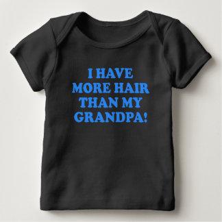 More Hair Than My Grandpa Tee Shirt