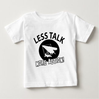 More Hang Gliding  less talk Baby T-Shirt