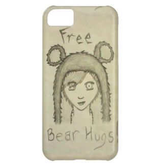 More Hugs iPhone 5C Cover