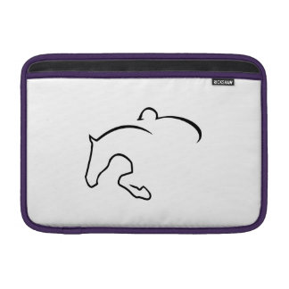 more hunter more jumper MacBook air sleeve