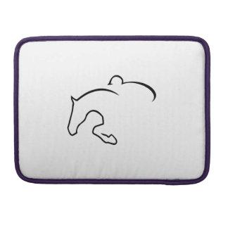 more hunter more jumper MacBook pro sleeve