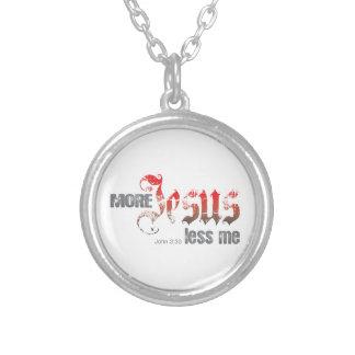 More Jesus items 2 Custom Necklace