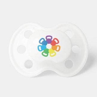 More Kettlebell - Inspiration BooginHead Pacifier