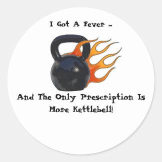 More Kettlebell Sticker