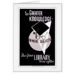 More Knowledge Library 1940 WPA Card