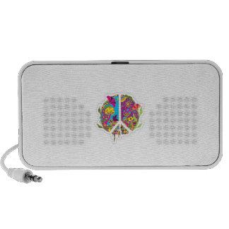 More *Lautsprecher - Peace* iPhone Speaker