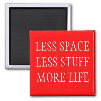 More Life Magnet Refrigerator Magnets