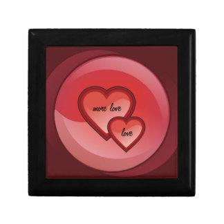 More Love Trinket Box