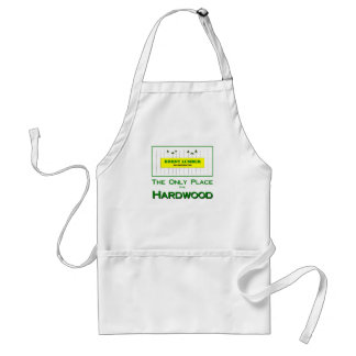 More Lumber Products Adult Apron