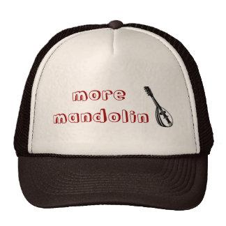 More Mandolin Trucker Hat