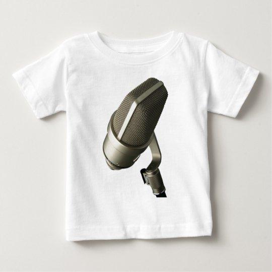 More mic baby T-Shirt