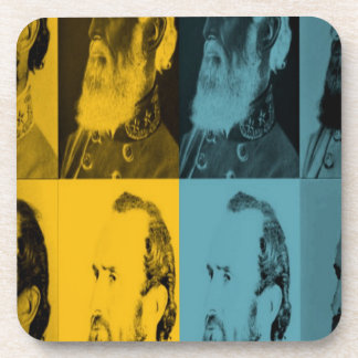 More Mighty Stonewall Jackson Drink Coaster