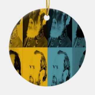 More Mighty Stonewall Jackson Christmas Ornament