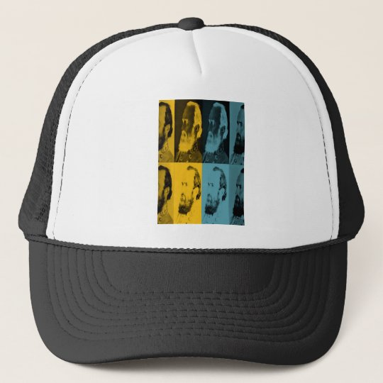 More Mighty Stonewall Jackson Trucker Hat