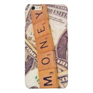 More Money Matte iPhone 6 Plus Case