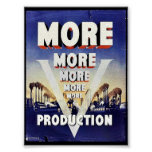 More More More Production Poster