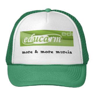 more & more murcia trucker hat