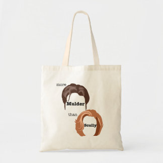 More Mulder than Scully Tote
