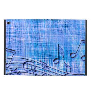 more music blue powis iPad air 2 case