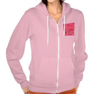 more music pink pullover