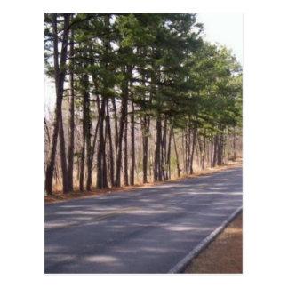 More Open Road Postcard