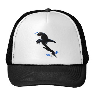 More Orca Play Hat