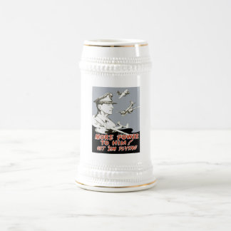 More Power To Him -- General MacArthur Coffee Mugs