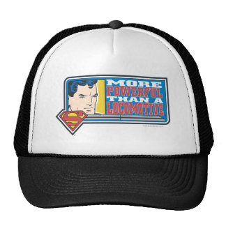 More Powerful Trucker Hats