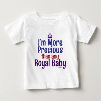 More Precious Than A Royal Baby Baby T-Shirt