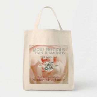More Precious Than Diamonds: The Musical tote bag