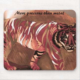 more precious than metal mouse pad