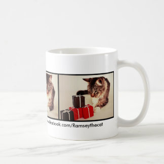 More presents for Ramsey Classic White Coffee Mug
