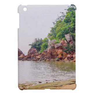 more red rocks of fiji iPad mini case