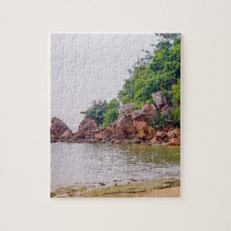 more red rocks of fiji jigsaw puzzle