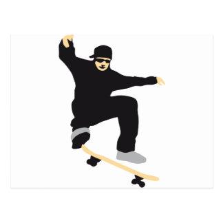 more skater postcard