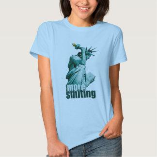 More smiting! Statue of Liberty Tee Shirt