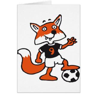 more soccer fox card