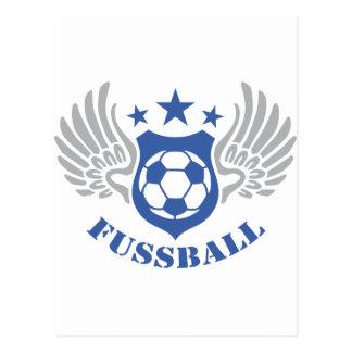 more soccer postcard