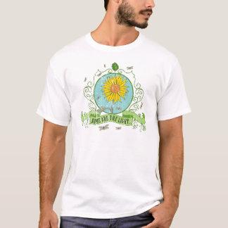 more sunflower retro Design - some acres the T-Shirt