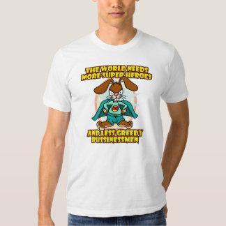 More Super Heroes Shirt