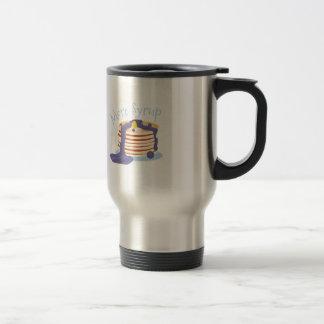 More Syrup 15 Oz Stainless Steel Travel Mug