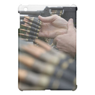 More than 3,000 rounds were fired from M-240G iPad Mini Case
